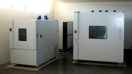 Испытательная климатическая камера тепла холода и влаги большого объема