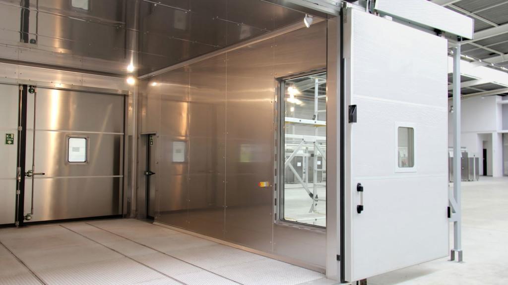 Каталог испытательных климатических камер большого объема